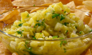Lime and Pineapple Salsa Recipe