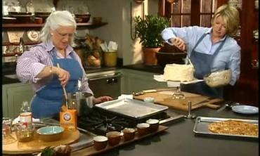 Mary Risley's Coffee Crunch Cake