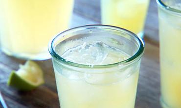 Lime Squash Drink