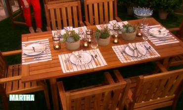 Outdoor Entertaining Must-Haves