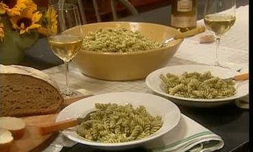 Pasta with Sicilian-Style Pesto