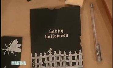 Scary Halloween Invitation Kits
