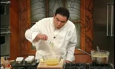 Tangy Lemon Mousse Cake. Part 1
