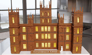 The Making Of Gingerbread Abbey