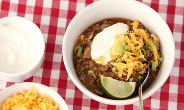 30-Minute Real Deal Chili Recipe