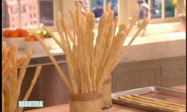 Breadsticks with John Barricelli