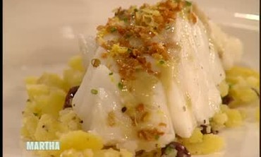 Cod with Crushed Potatoes, Part 2