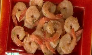 Dry-Fried Pepper and Salt Shrimp
