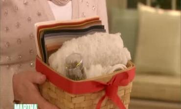 Good Thing: Craft Kit Gift Basket