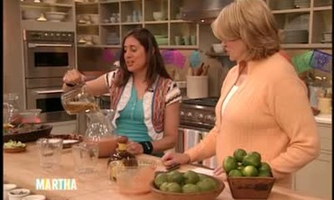 Guava Margaritas with Sue Torres