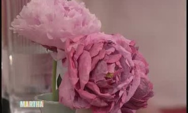 Handcrafted Paper Flowers, Part 1