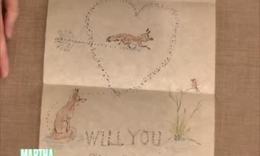 Handcrafted Valentine's Day Cards