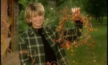 How to Make a Bittersweet Wreath
