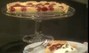 How to Make Lemon Raspberry Tart