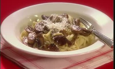 How to Make Pasta with Mushrooms