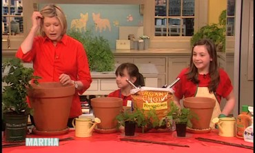 Kid-friendly Container Gardening