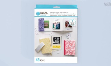 Martha Stewart's Book Binding Kit