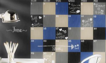 Martha Stewart's Chalkboard Paint