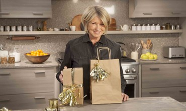 Martha's 2014 Signature Gift Wrap