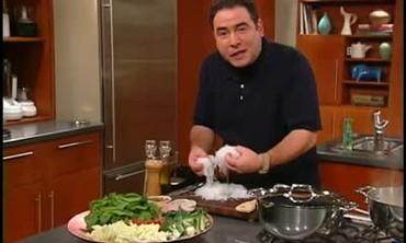 Mongolian Seafood Hot Pot Recipe