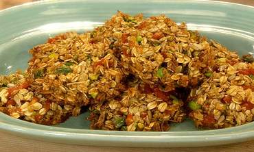 Hummus and Quinoa Clusters