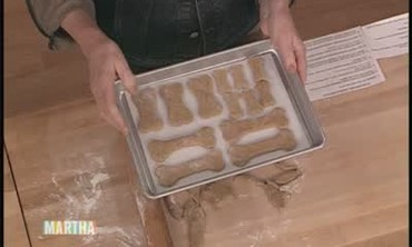 Recipe for Homemade Dog Biscuits