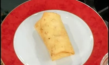 Roasted Pork Chimichangas Recipe