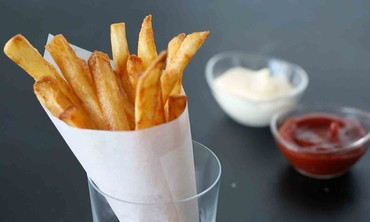 The Trick to Making French Fries