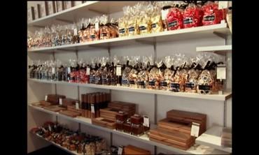 Torino's Gianduiotto Chocolates