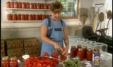 Two Methods for Canning Tomatoes
