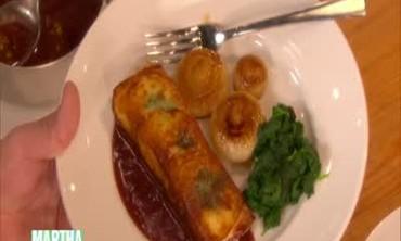 Balsamic Glaze and Sauteed Onions