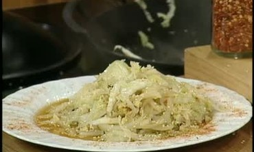 Basic Hot and Sour Cabbage Recipe