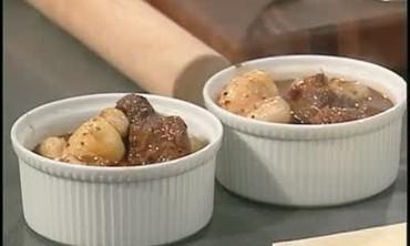 Beef Bourguignonne Pot Pie, Part 3