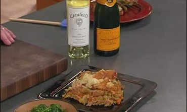 Emeril Bakes Turkey Shepherds Pie