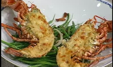 Finished Lobster Thermidor Part 3