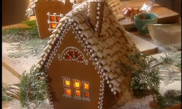 How to Make a Gingerbread Cottage