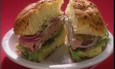How to Make An Easy Roast Beef Sandwich