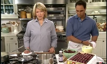 How to Make Bing Cherry Ice Cream