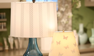 Video how to make your own lampshade martha stewart now playing aloadofball Choice Image