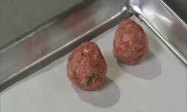 Meatballs and Tomato Sauce Part 1