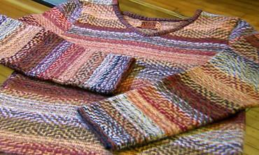 Karen Allen Handmade Sweaters