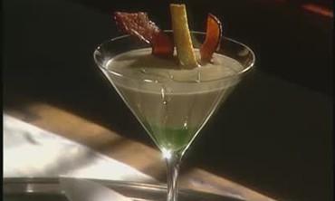 Mushroom Martini Appetizer, Part 2