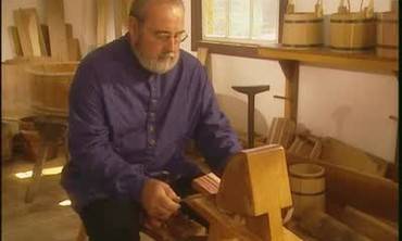 Pleasant Hill Shaker Cooper Craft