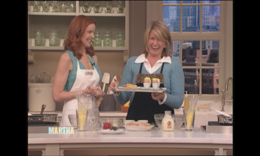 Scrambling Eggs with Marcia Cross
