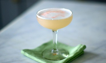 The Daring and Dashing Pisco Sour