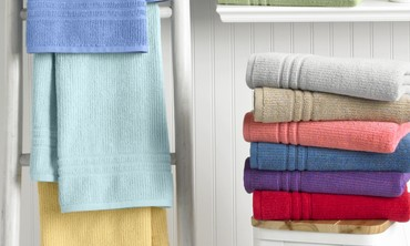 The Simple Way of  Picking Towels