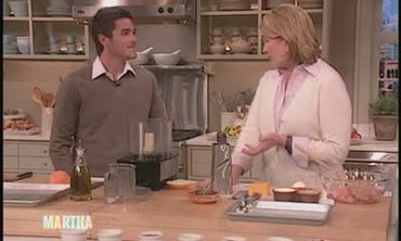 Turkey Burgers with Davis Annable