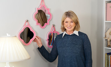 Ask Martha: Decorating with Mirrors