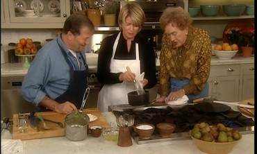 Bearnaise Sauce with Julia Child