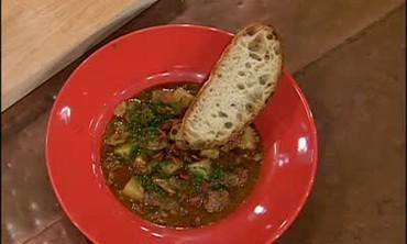 Beef and Wild Mushroom Stew Recipe
